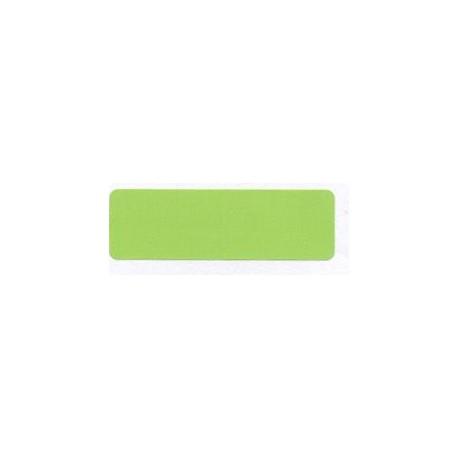 Pusty - zielony, pudełko 400 naklejek