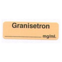 Granisetron mg/ml, pudełko 400 naklejek