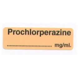 Prochlorperazyna mg/ml, pudełko 400 naklejek