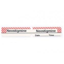 Neostygmina, pudełko 200 naklejek