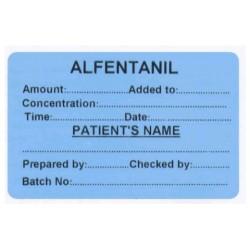 Alfentanyl