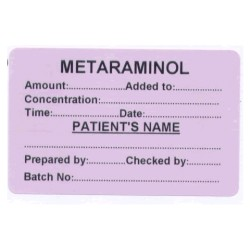 Metaraminol
