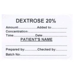 Glukoza 20%