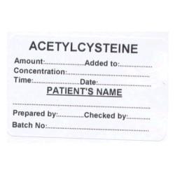 Acetylcysteina