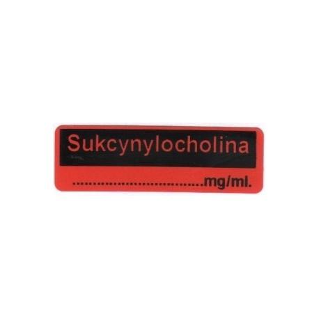 Sukcynylocholina