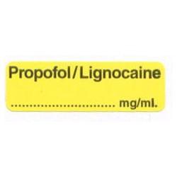 Propofol/Lignokaina