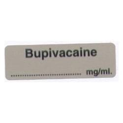 Bupiwakaina mg/ml, pudełko 400 naklejek