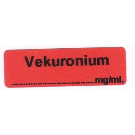 Vekuronium