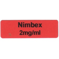 Nimbex 2mg/ml