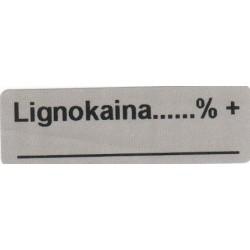 Lignokaina.....%+..................