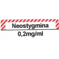 Neostygmina 0,2mg/ml