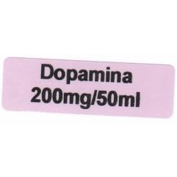 Dopamina 200mg/50ml