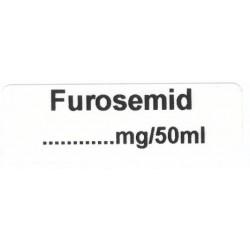 Furosemid ....mg/50ml