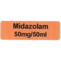 Midazolam 50mg/ml
