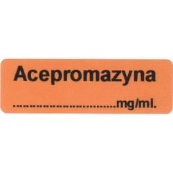 Acepromazyna