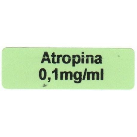 Atropina 0,1 mg/ml