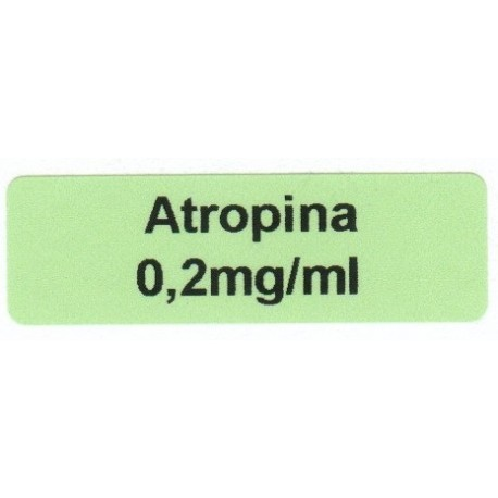 Atropina 0,2 mg/ml