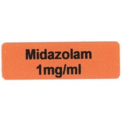 Midazolam 1mg/ml