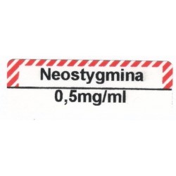 Neostygmina0,5mg/ml