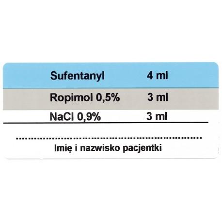 Sufentanyl Ropimol NaCl