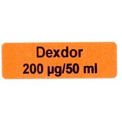 Dexdor 200 mcg/50ml