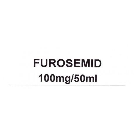 Furosemid 100mg/50 ml
