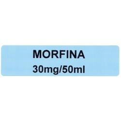 Morfina 30mg/50ml