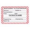 Leki odwracające zwiotczenie mięśni (biały + czerwona obwódka)